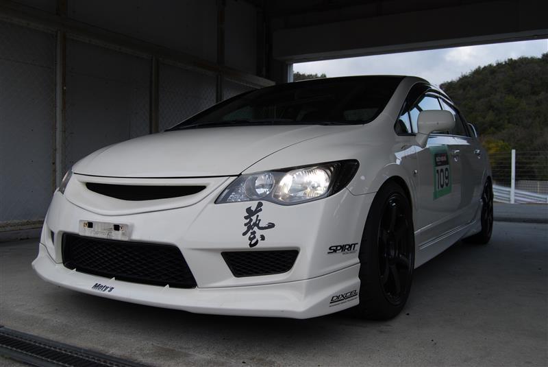 J'S RACING フロントスポーツグリル Type-X