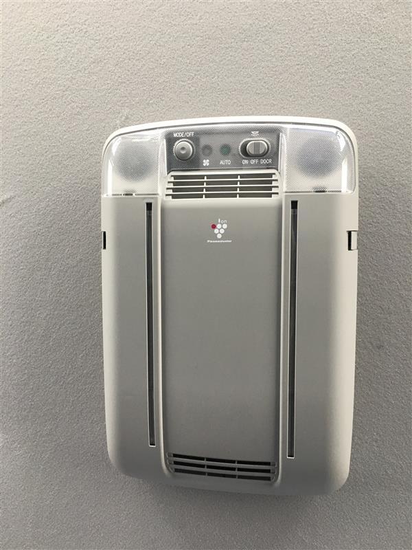 DENSO 除菌イオン空気清浄器(ドームランプ付オート)