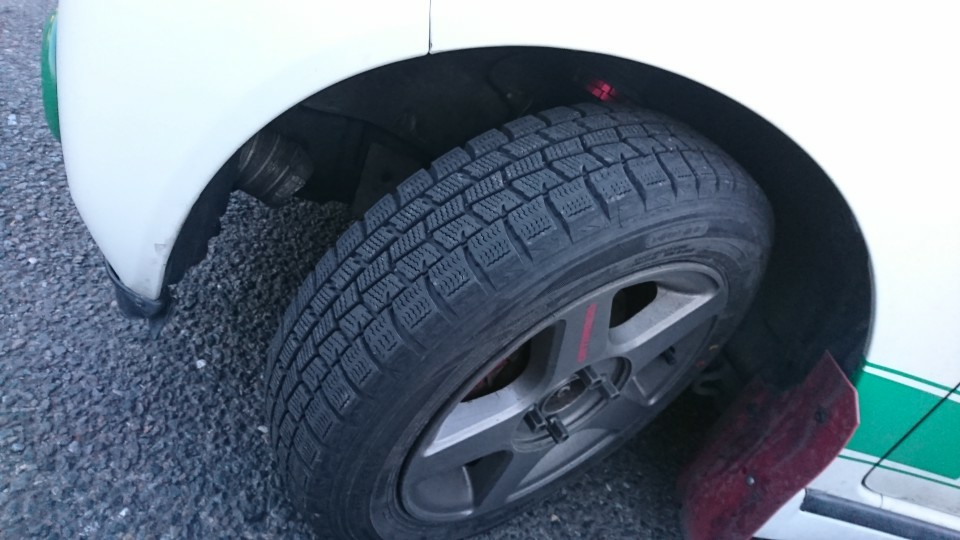 DUNLOP WINTER MAXX 01 155/65R14