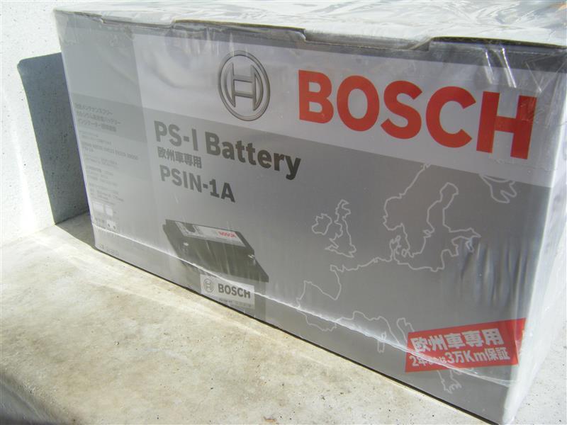 BOSCH PSIN-1A