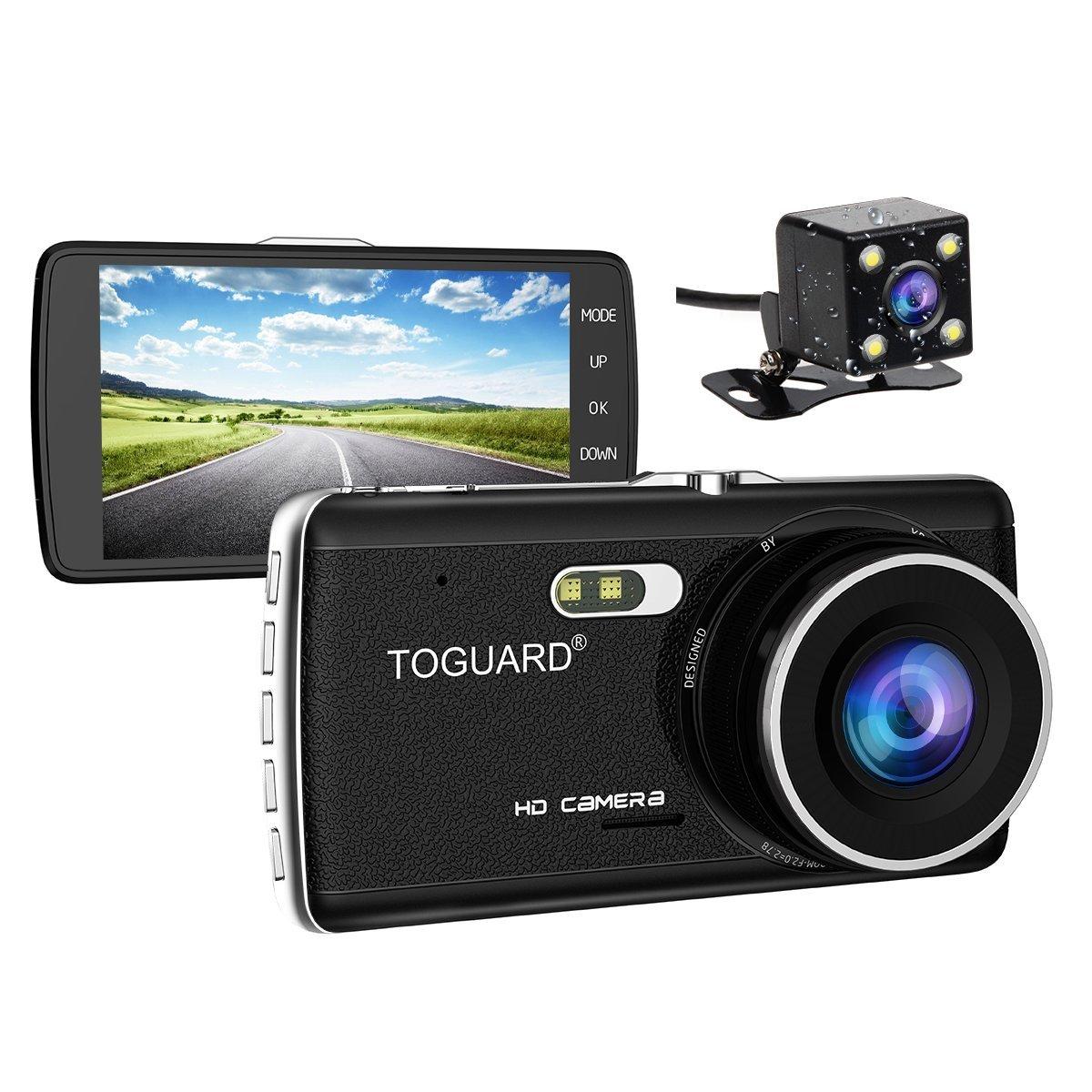 TOGUARD TOGUARD 1080PフルHD デュアルドライブレコーダー