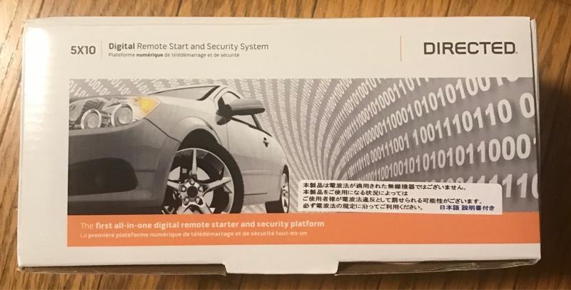 Directed Electronics Inc / DEI 5X10