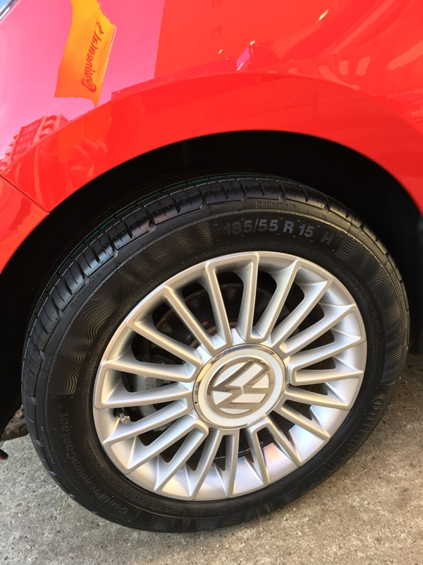 Continental ContiComfortContact CC5 185/55R15