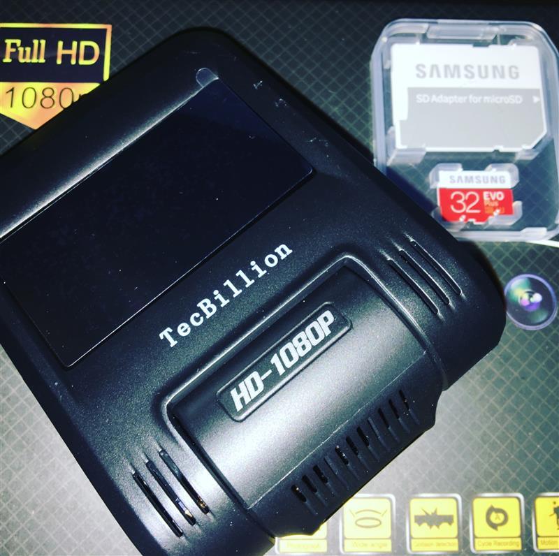 Tecbillion ドライブレコーダー