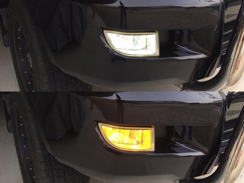 amazon購入 ツインカラー LED