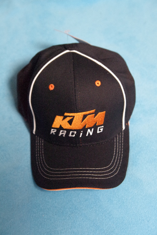 KTM(純正) KTM POWER WEAR TEAM CAP KTM (チーム キャップ) 黒