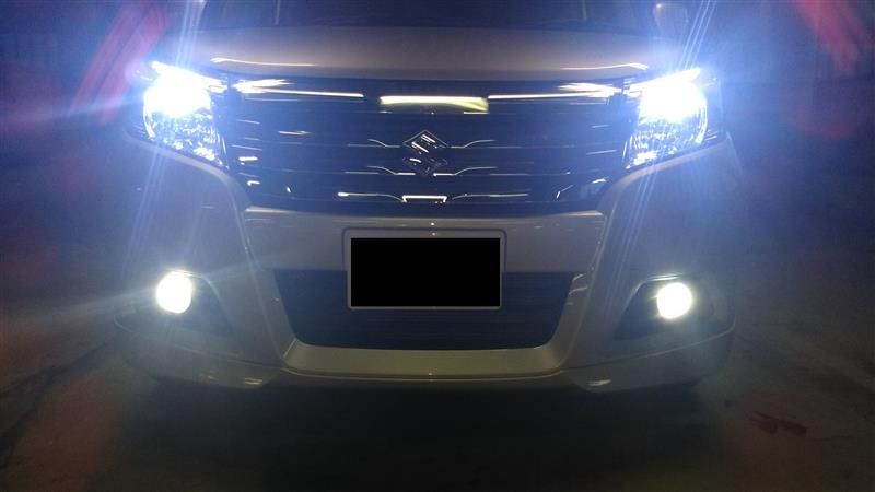 メーカー・ブランド不明 CREE LED Fog Light Bulbs 6500K Lamp Lighting White