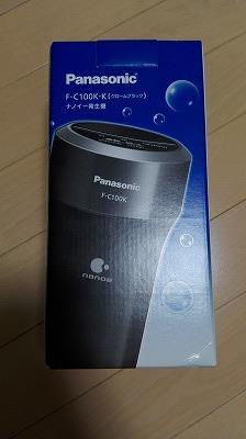 Panasonic F-C100K-K