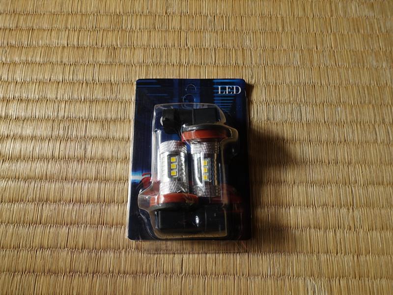 メーカー・ブランド不明 H16 LEDバルブ イエロー