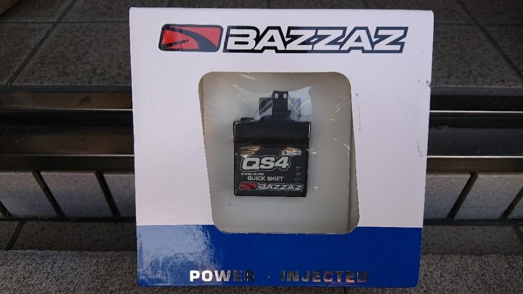 BAZZAZ QS4-USB オートシフター