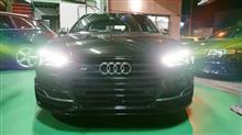 S3 スポーツバック (ハッチバック)Audi純正(アウディ) USブラックエディショングリルの単体画像