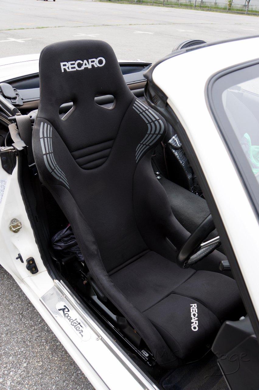RECARO モータースポーツシェル RS-G