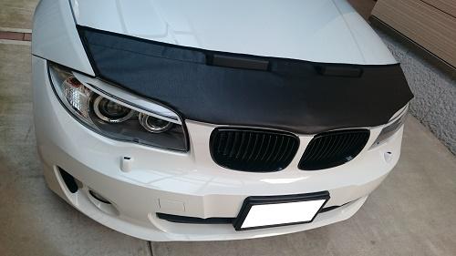 BMW用 ノーズブラ