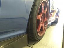 911 (クーペ)ポルシェ(純正) 997 GT3 CUP 純正 セパレーションエッヂの全体画像