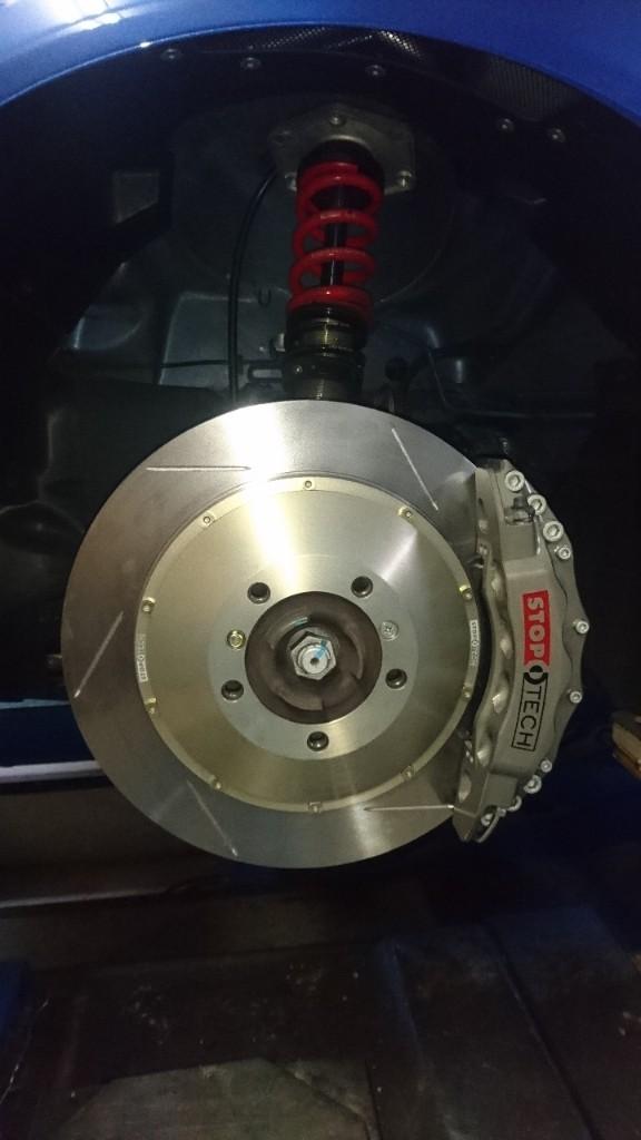 STOP TECH Trophy Big Brake Kit