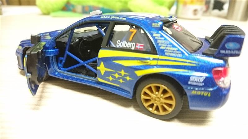 KiNSMART インプレッサ WRC