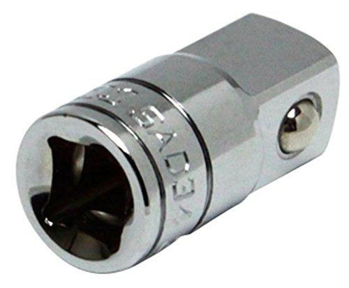 藤原産業 SK11 ソケットアダプター 差込角 9.5mm(3/8インチ) ~ 12.7mm (1/2インチ)