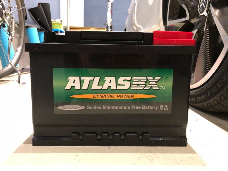 Atlas Battery DYNAMIC POWER