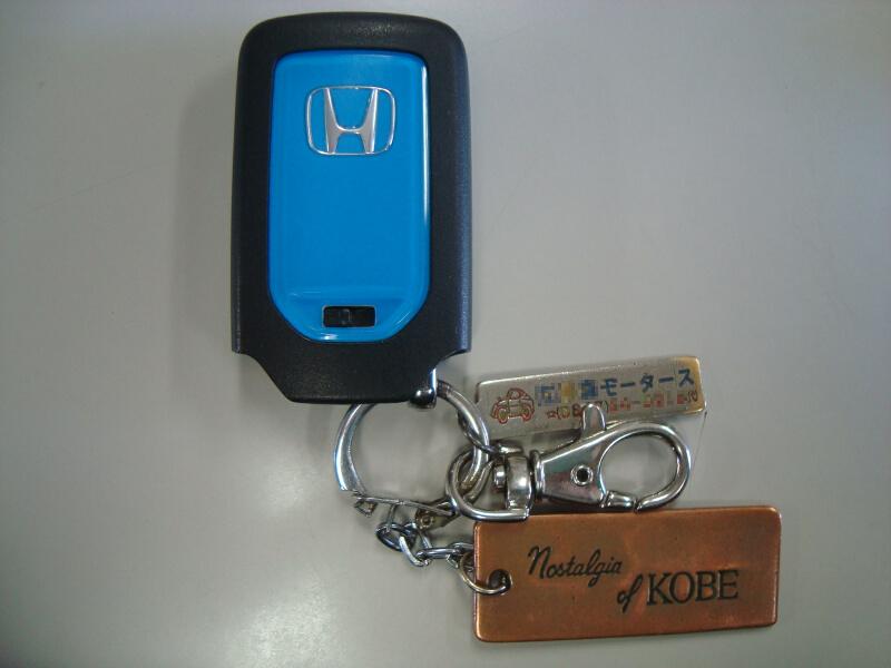 Modulo / Honda Access キーデコレーション