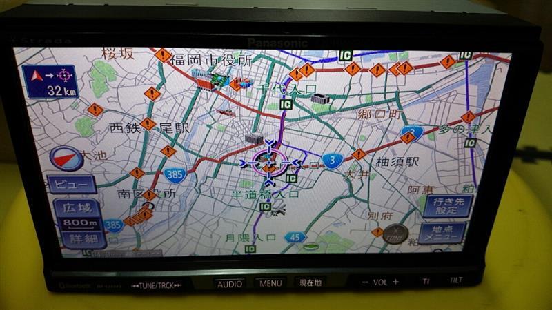 Panasonic Strada CN-HW890D