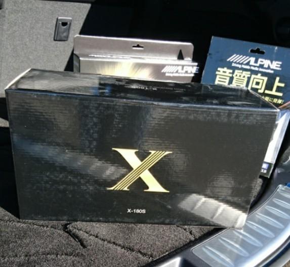 ALPINE X-180S