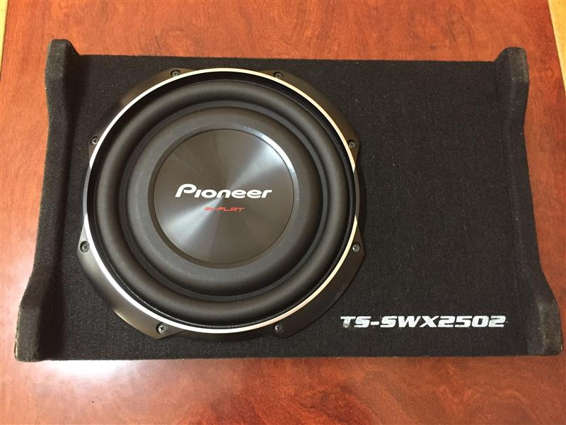 pioneer TS-SWX2502