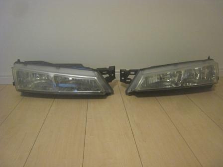 SONAR(ライト関連) S14シルビア後期 SONAR製 社外ヘッドライト