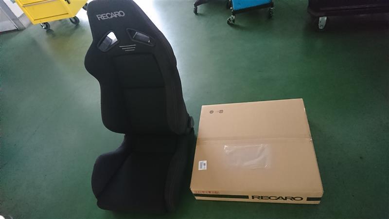 RECARO スポーツシート SR-7