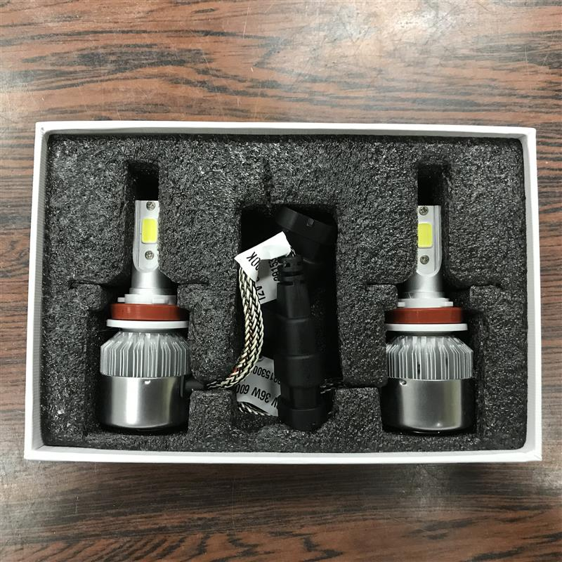 AquaClaze LEDランプ