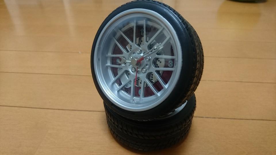 ASTORO PRODUCT 置き時計 インテリア アラーム タイヤ