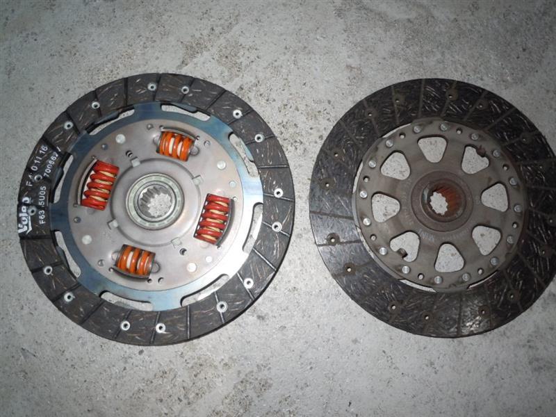 Valeo Single mass Flywheel conversion Clutch kit