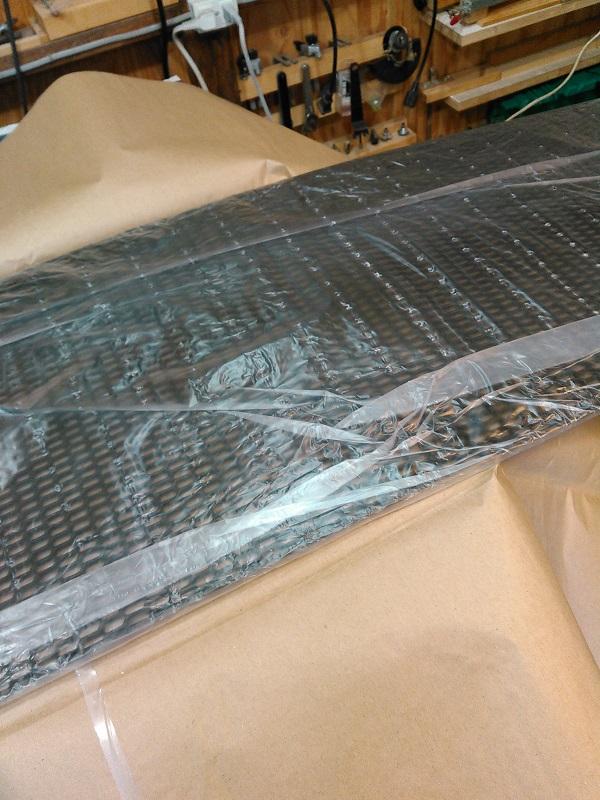不明 ABS樹脂ハニカムメッシュグリルネット150×40