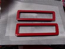 eKスポーツ三菱自動車(純正) ガーニッシュフロントバンパーセンターダクトの単体画像