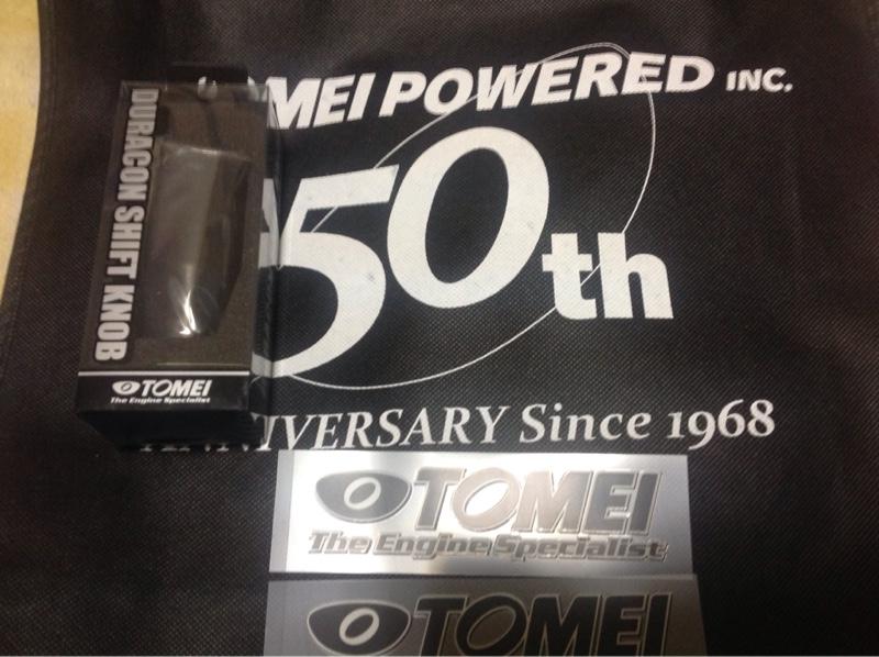 TOMEI / 東名パワード Shift Knob