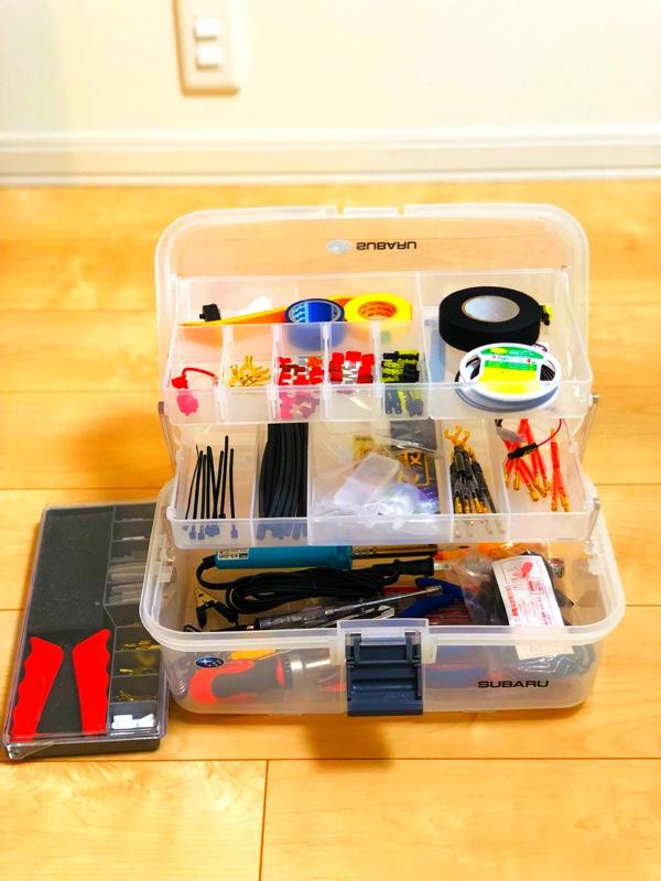 ビバホーム  工具箱