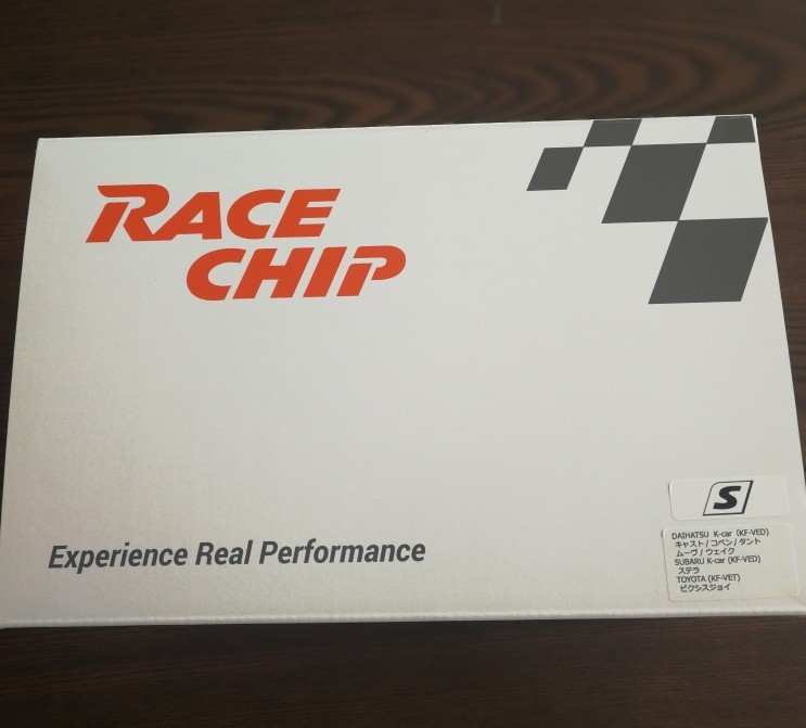 T.M.WORKS RACE CHIP S