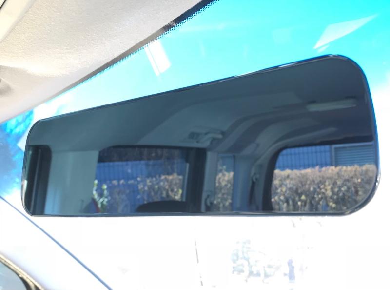 SEIWA フレームレスミラー(ブルー鏡)