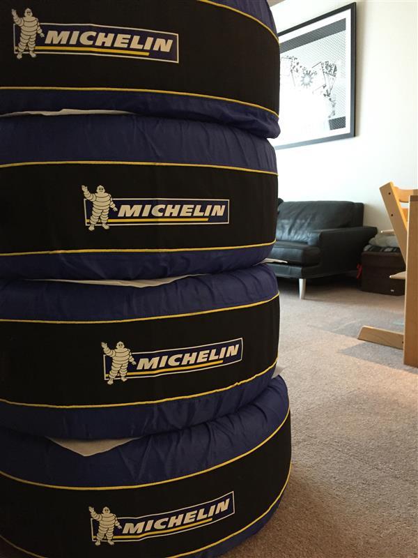 MICHELIN Michelin(ミシュラン) タイヤバック