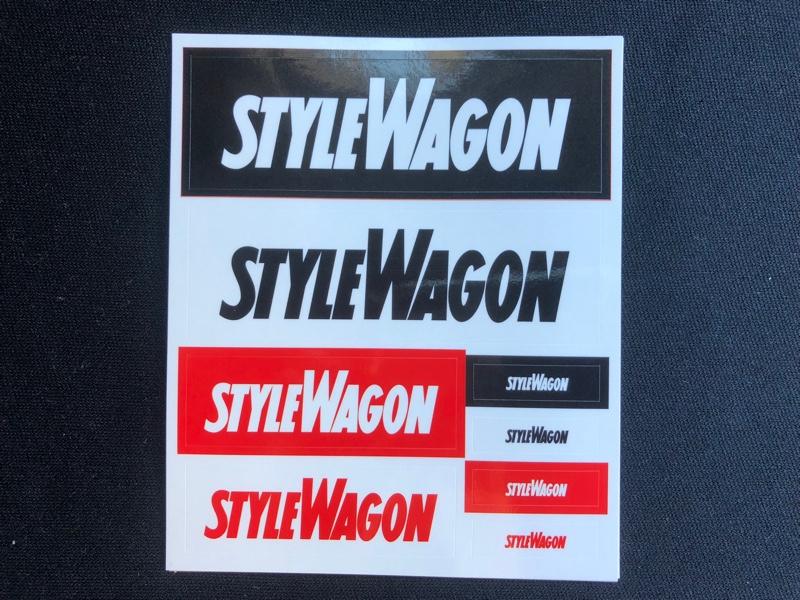 STYLE WAGON ステッカー