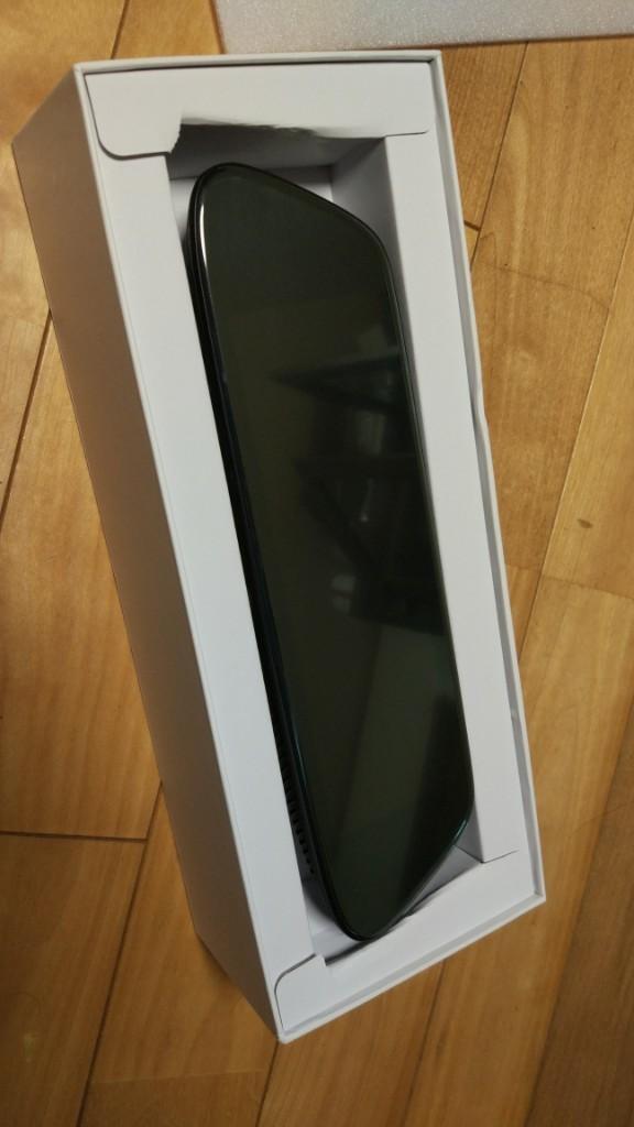 JUNSUN K716 ミラー型Android端末