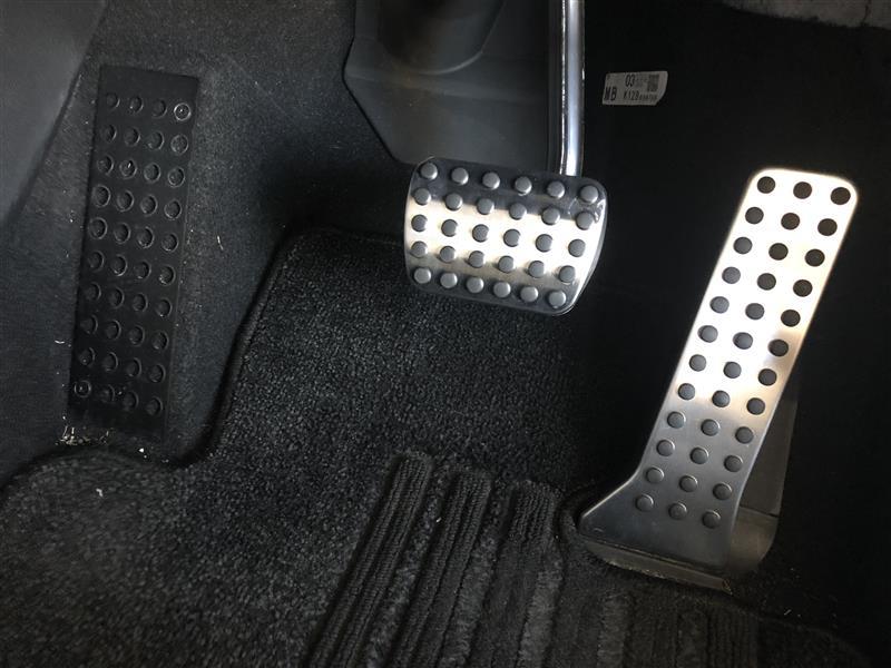 Grouport garage マツダ用 オルガン式 ペダルカバーセット