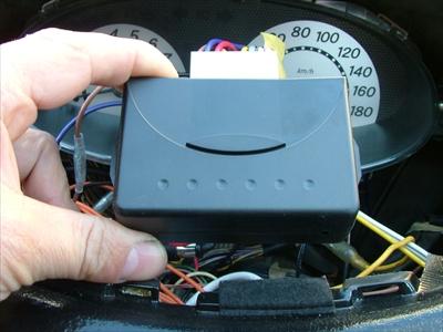 メーカー不明 キーレス連動 電動ドアミラー自動格納キット