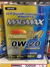 Yellow Hat [MAGMAX] Premium HV 0W-20