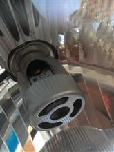 ジクサーノーブランドLEDヘッドライト  冷却ファン付き LEDライトの単体画像