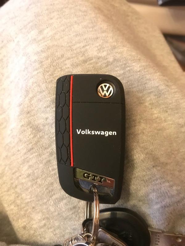 VW  / フォルクスワーゲン純正 シリコンキーカバー