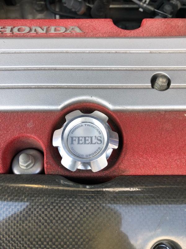 HONDA TWINCAM / FEEL'S オイルフィラーキャップ