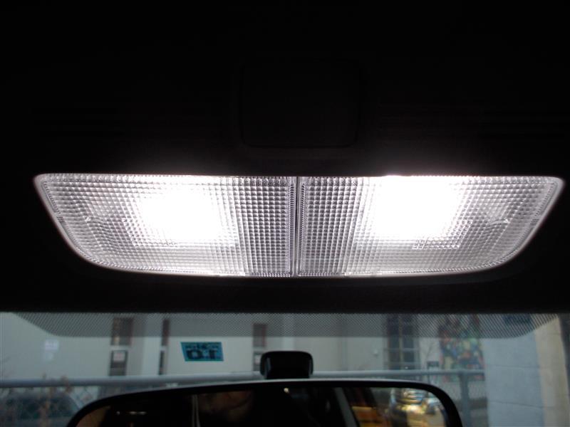 カー用品のHJ WB32/42S バレーノ LED ルームランプ 4点セット [H28.3~] スズキ 基板タイプ 圧倒的な発光数 3chip SMD LED 仕様 室内灯 カー用品 HJO