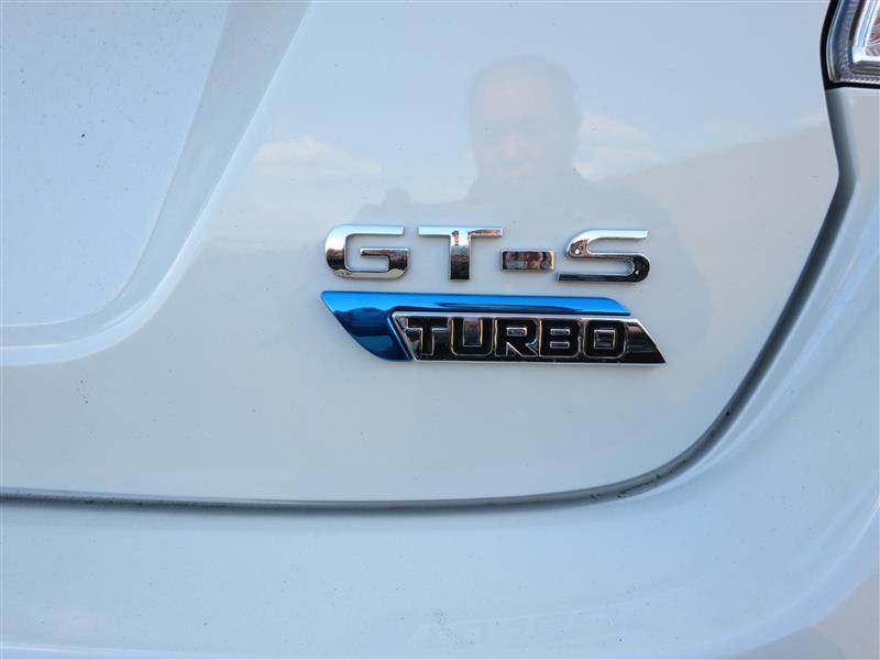 不明 GT-S TURBOエンブレム