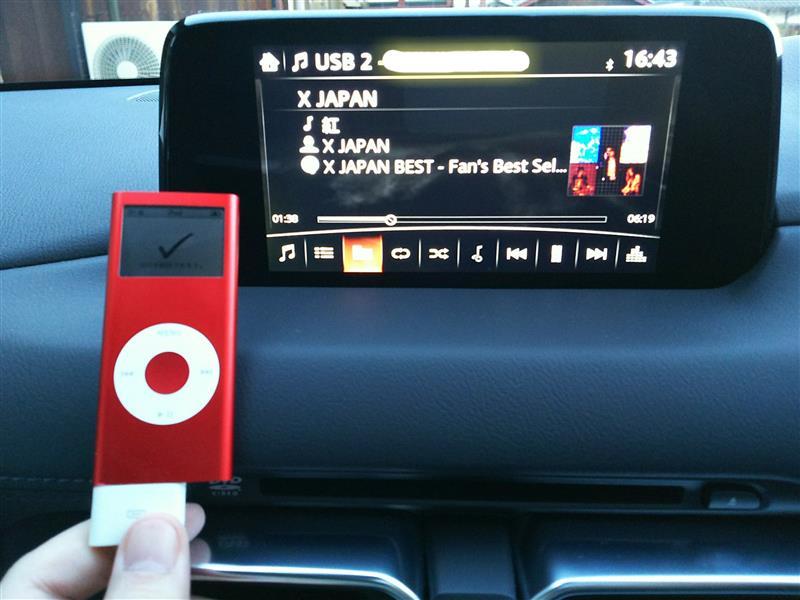Apple iPod nano 8GB 第2世代 (PRODUCT)RED