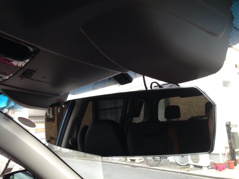 CAR MATE / カーメイト リアビューミラー エッジ 3000SR 300/DZ447